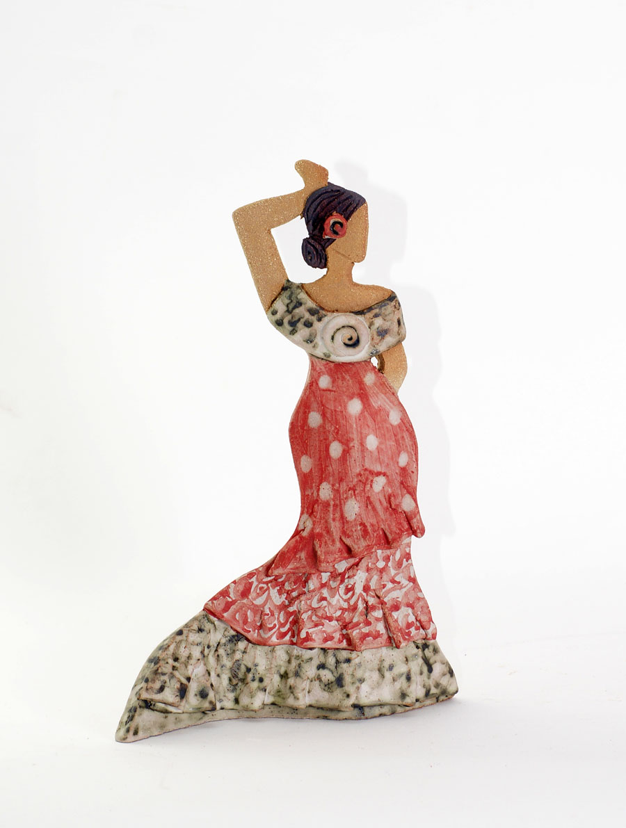 Flamenca Placa